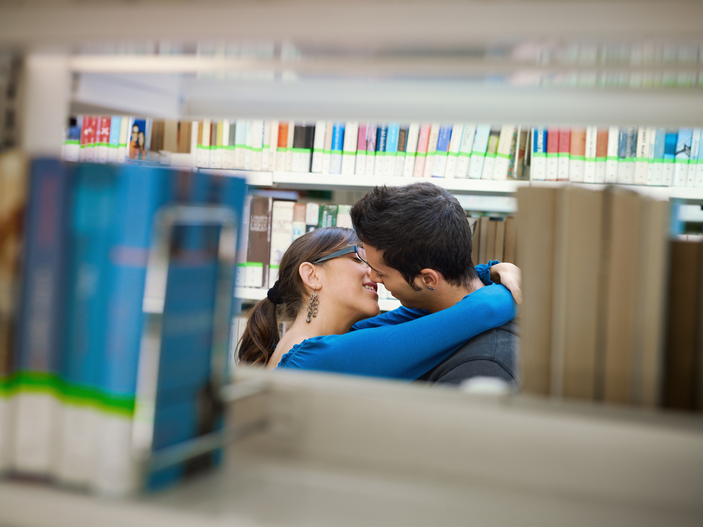 Image: Library kiss/Shutterstock