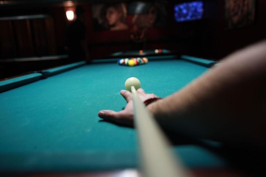 Pool at Soho Billiards. Image credit: www.thesuperdate.com