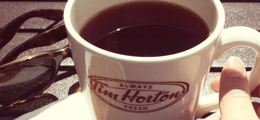 Tim Hortons Facebook