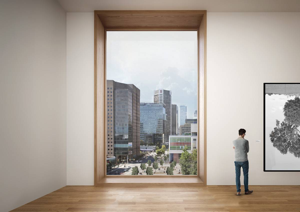 Image: Herzog & de Meuron / Vancouver Art Gallery