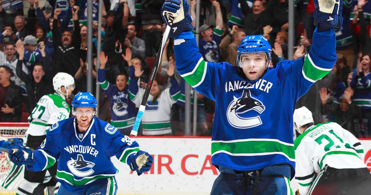 Image: Vancouver Canucks / Facebook