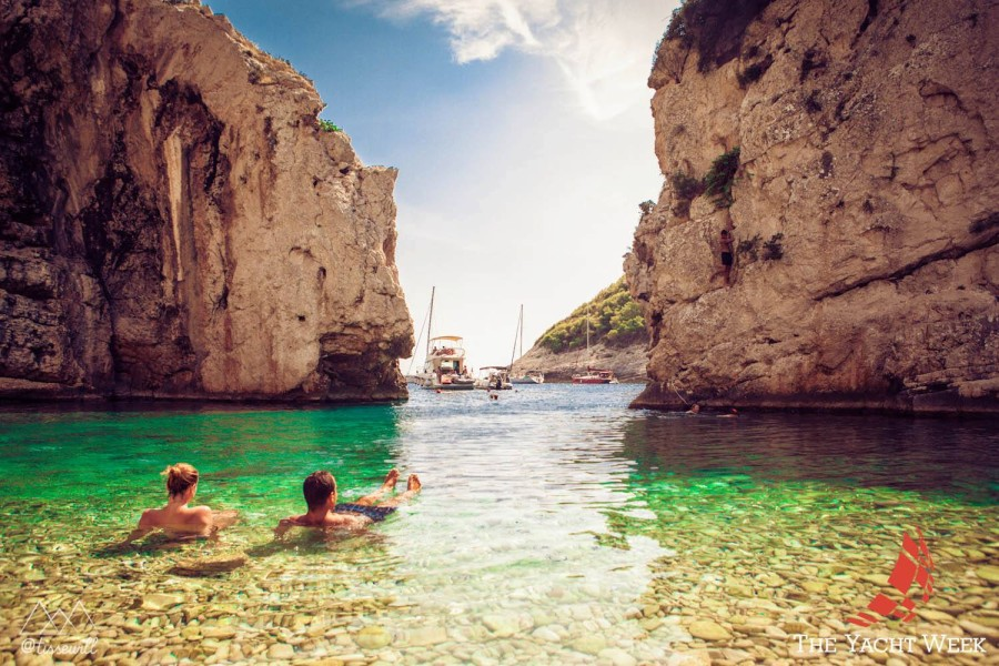 Image credit: Yacht week