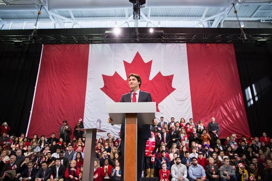 Image: Justin Trudeau/Facebook