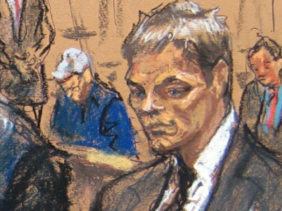 Image: Courtroom Sketch Tom Brady / Facebook