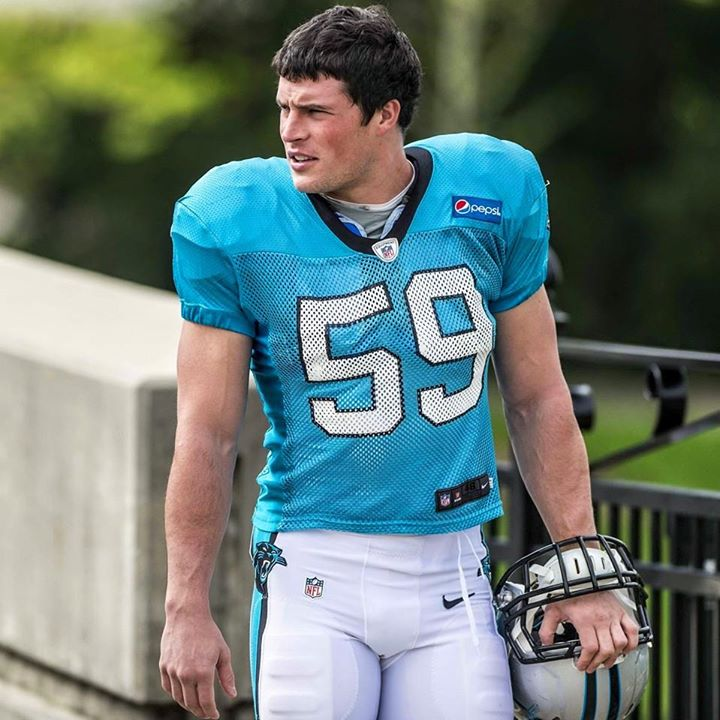 luke kuechly panthers