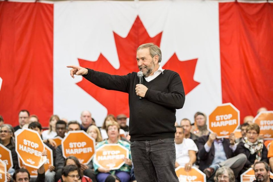 Image: Tom Mulcair/ Facebook