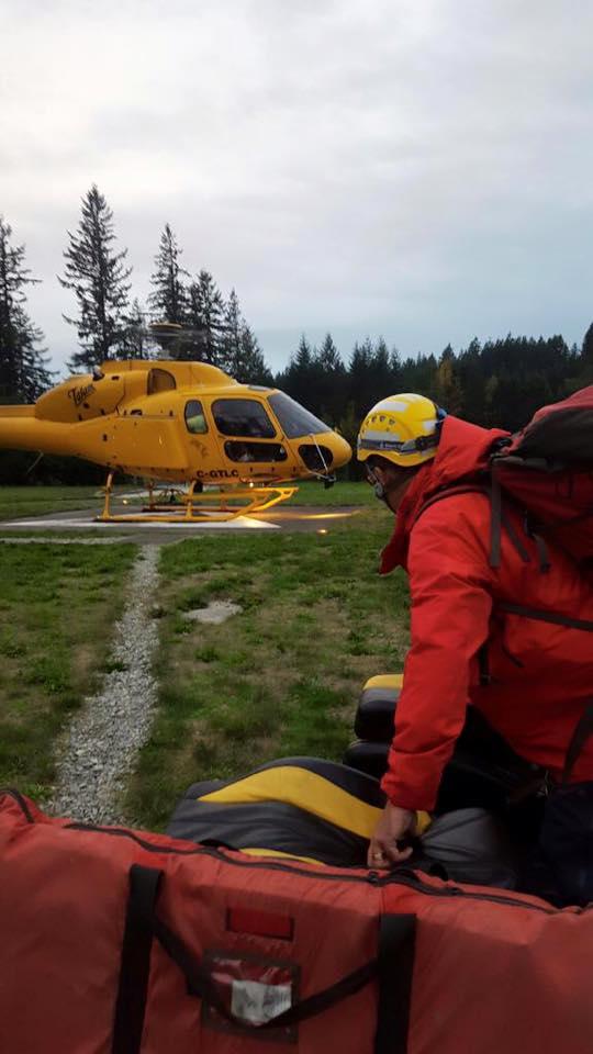 Facebook/North Shore Rescue