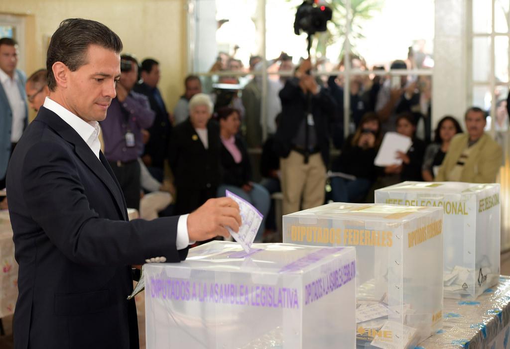 Flickr/ Presidencia de la República Mexicana