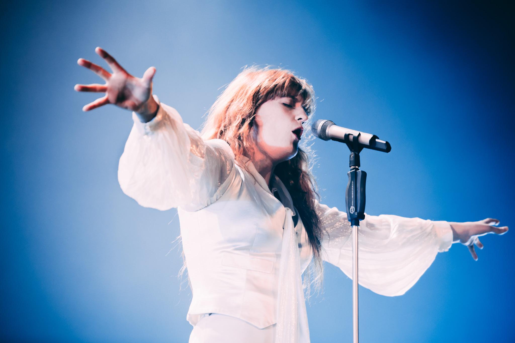 Florence + The Machine - Brandon Artis - VCB-5