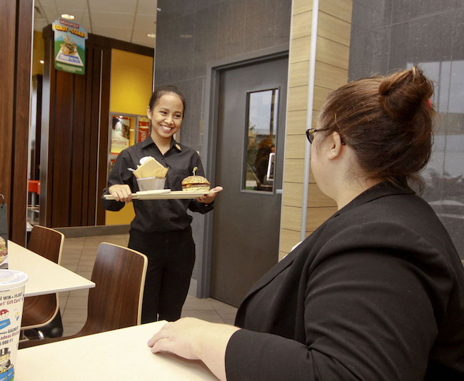 Photo courtesy McDonald's Canada