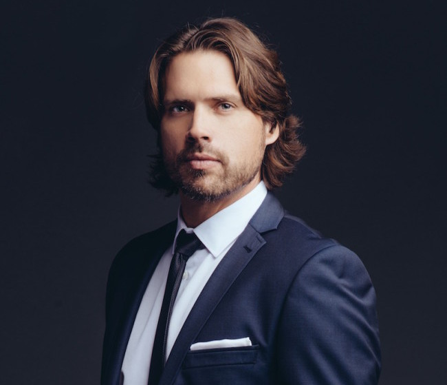 Actor, Joshua Morrow