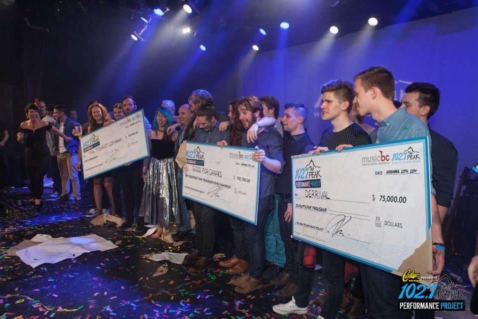 Peak Performance Project 2014 winners/Christopher Guy
