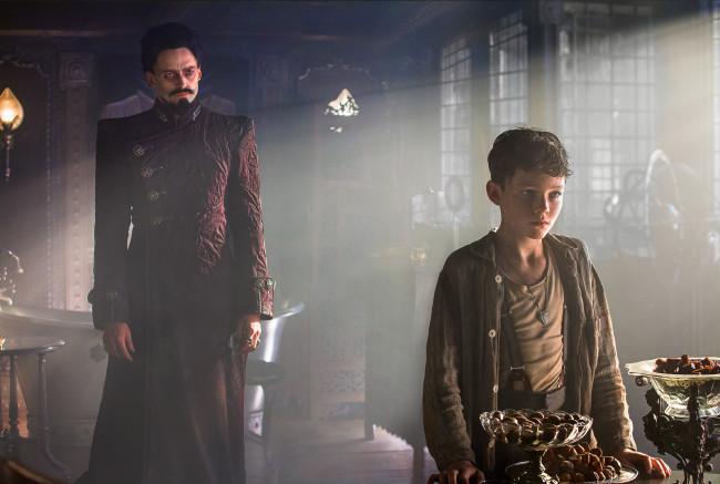 Hugh Jackman and Levi Miller shine - Image: Warner Bros