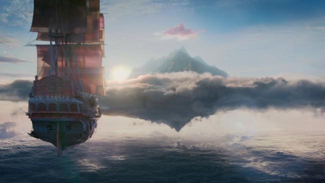 Heading off to Neverland - Image: Warner Bros