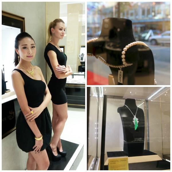 Luxury Jeweler Lao Feng Xiang opens in Alberni 'Luxury Zone'