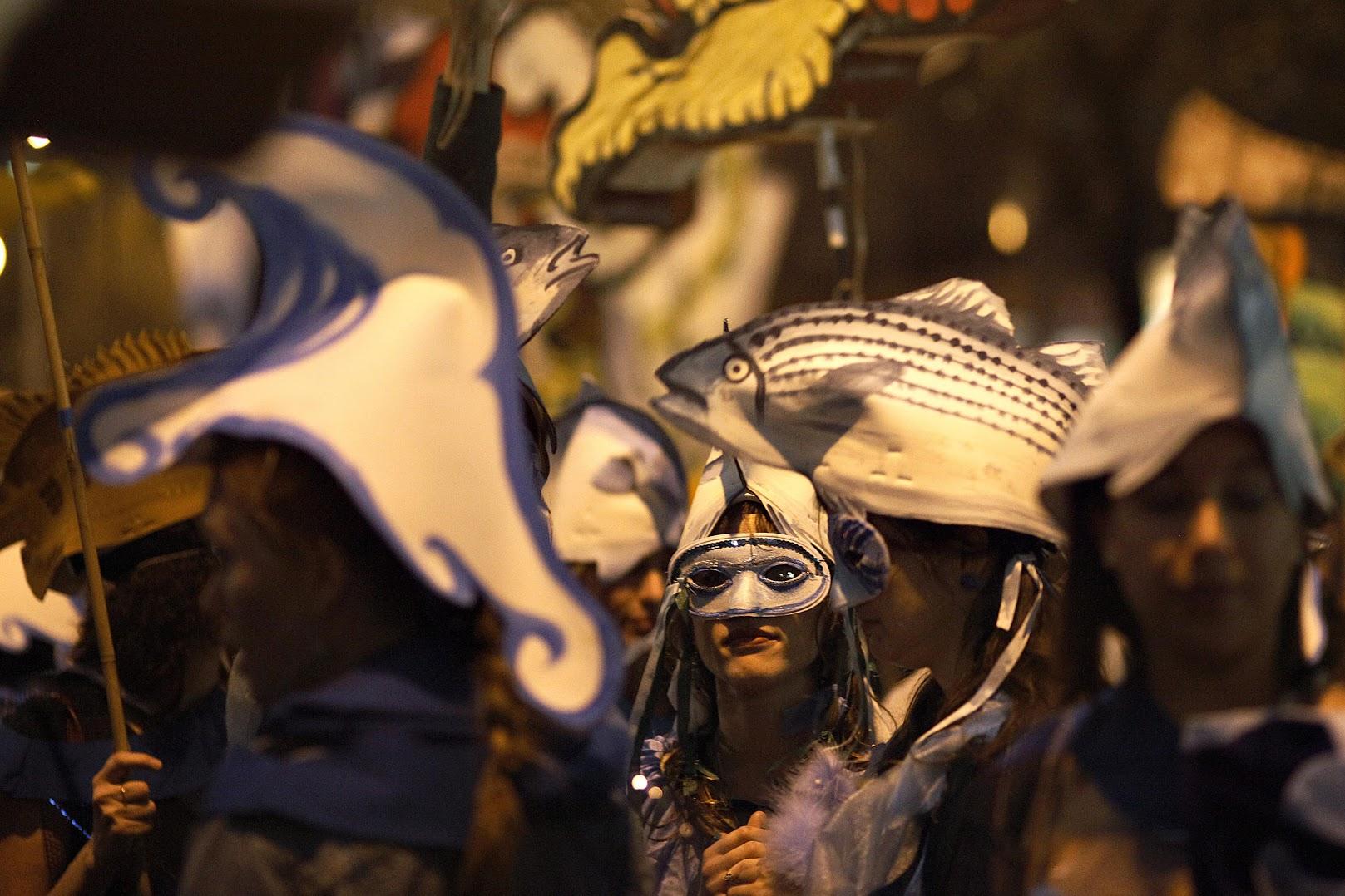 New York's Village Halloween Parade via NYC & Company