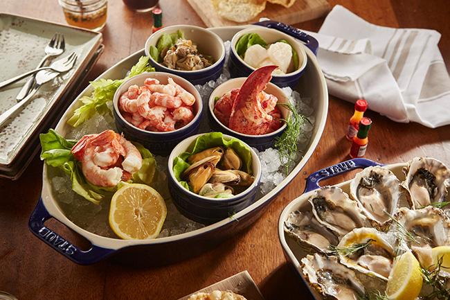 YEW_seafood_bar_food_Vancouver