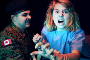 Zombies 2015 Jared Hubicka & Sinead Grewcock