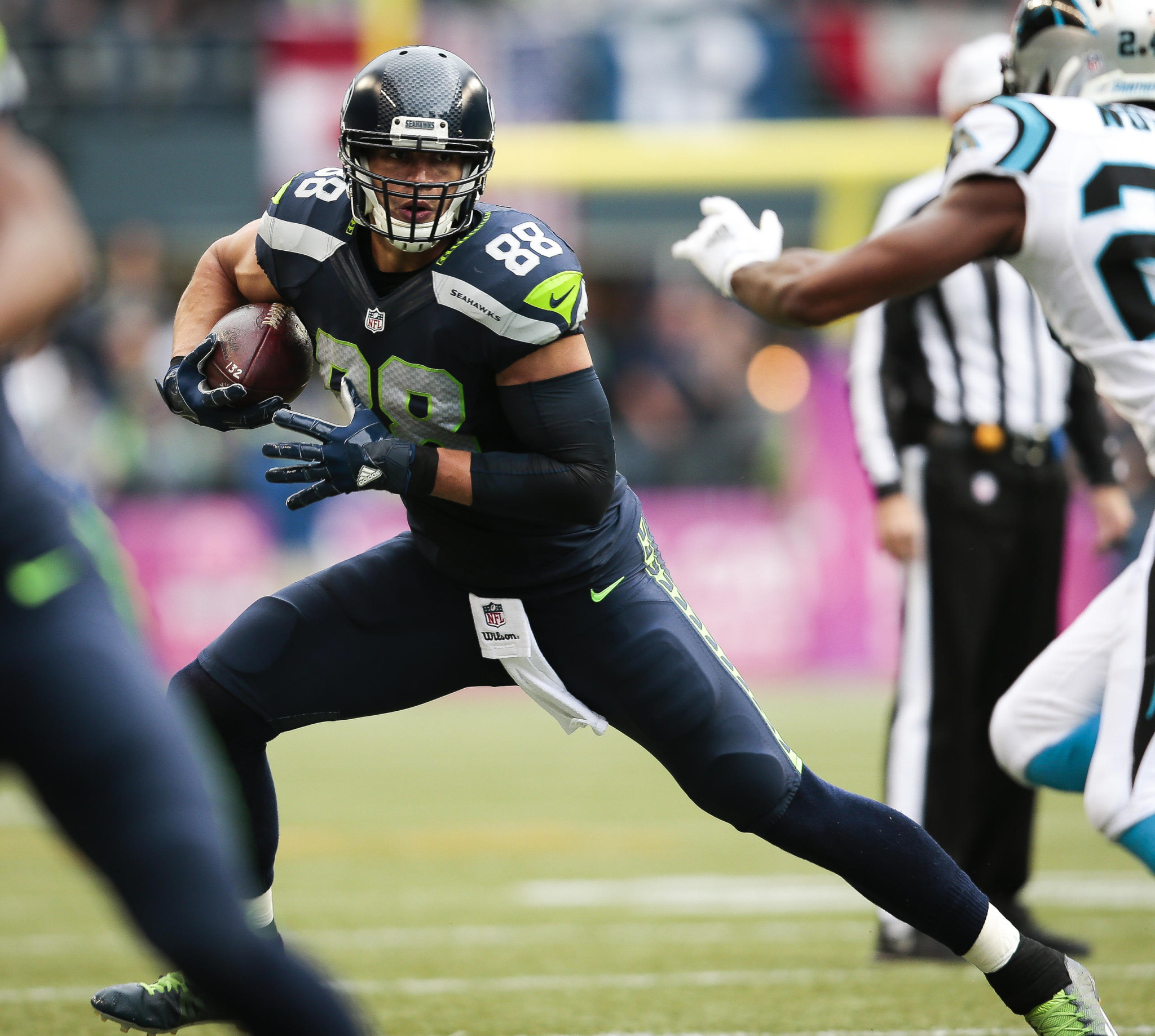 seattle seahawks jimmy graham