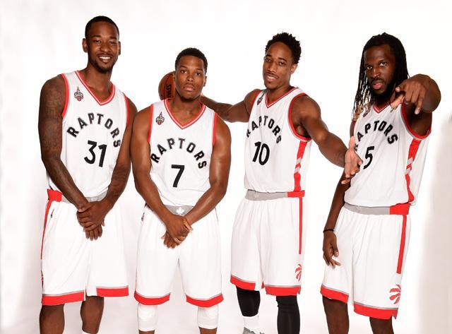 Image: Toronto Raptors / Twitter