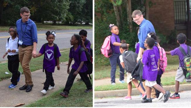Image: Whitney Achievement Elementary School/Facebook