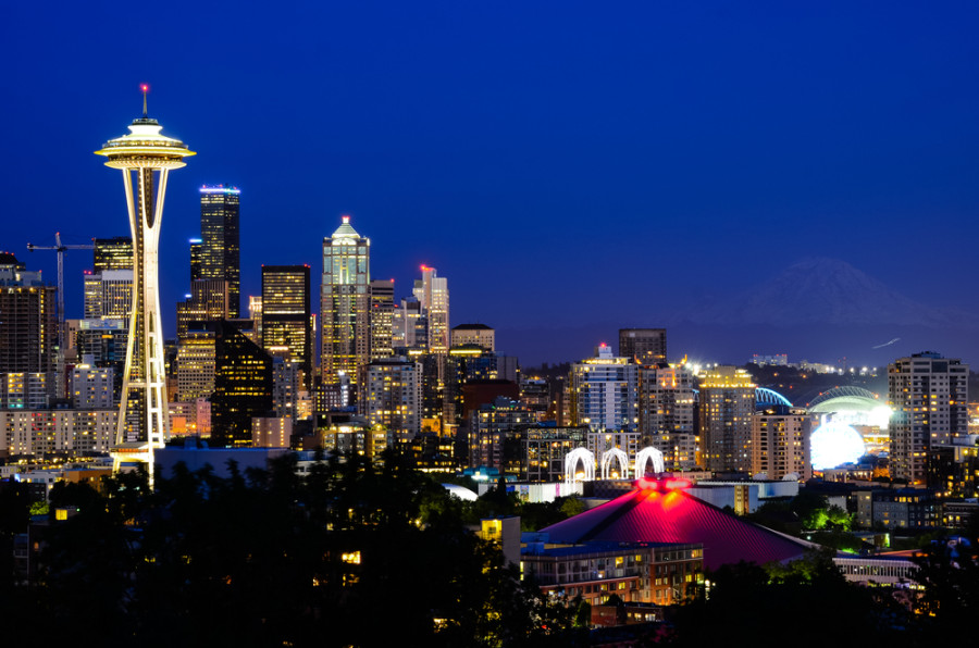 Image: Seattle Space Needle / Shutterstock
