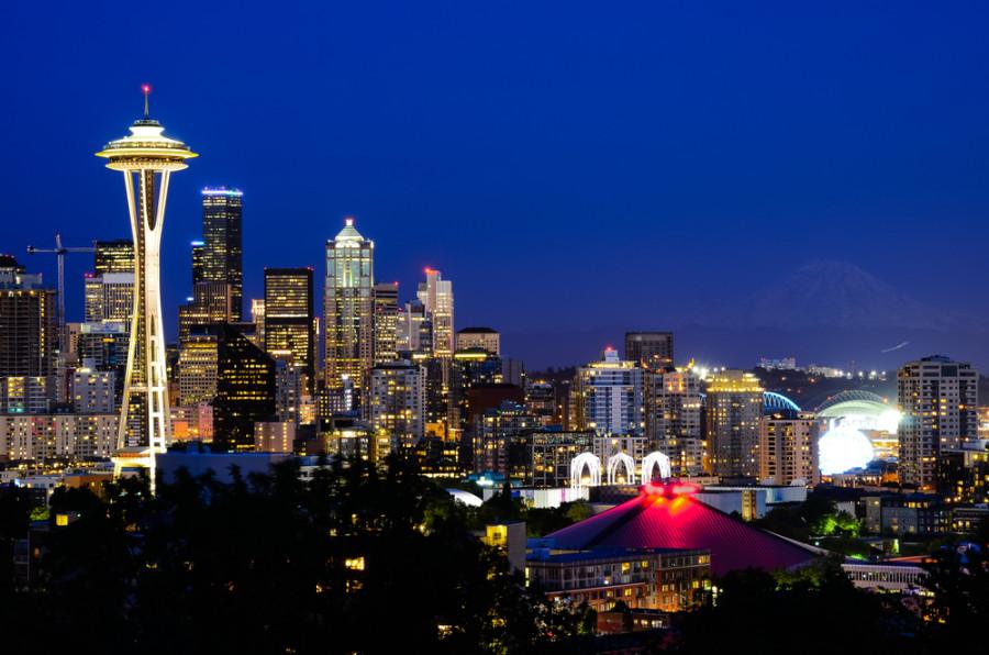 Image: Seattle Space Needle / Shutterstock