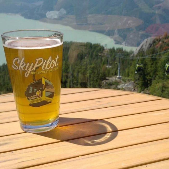 Howe Sound Brewing/Facebook