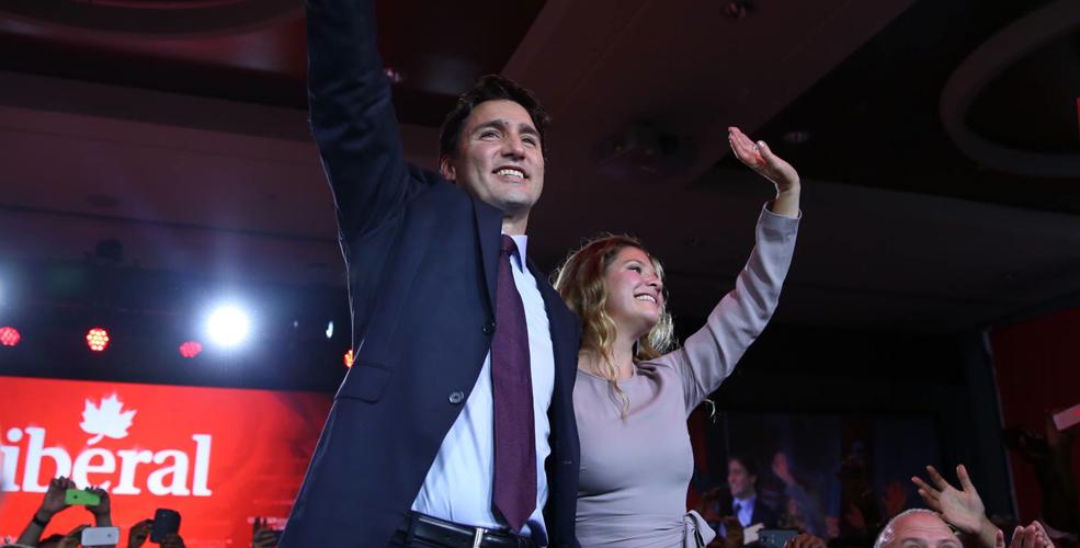 Image: Justin Trudeau / Facebook