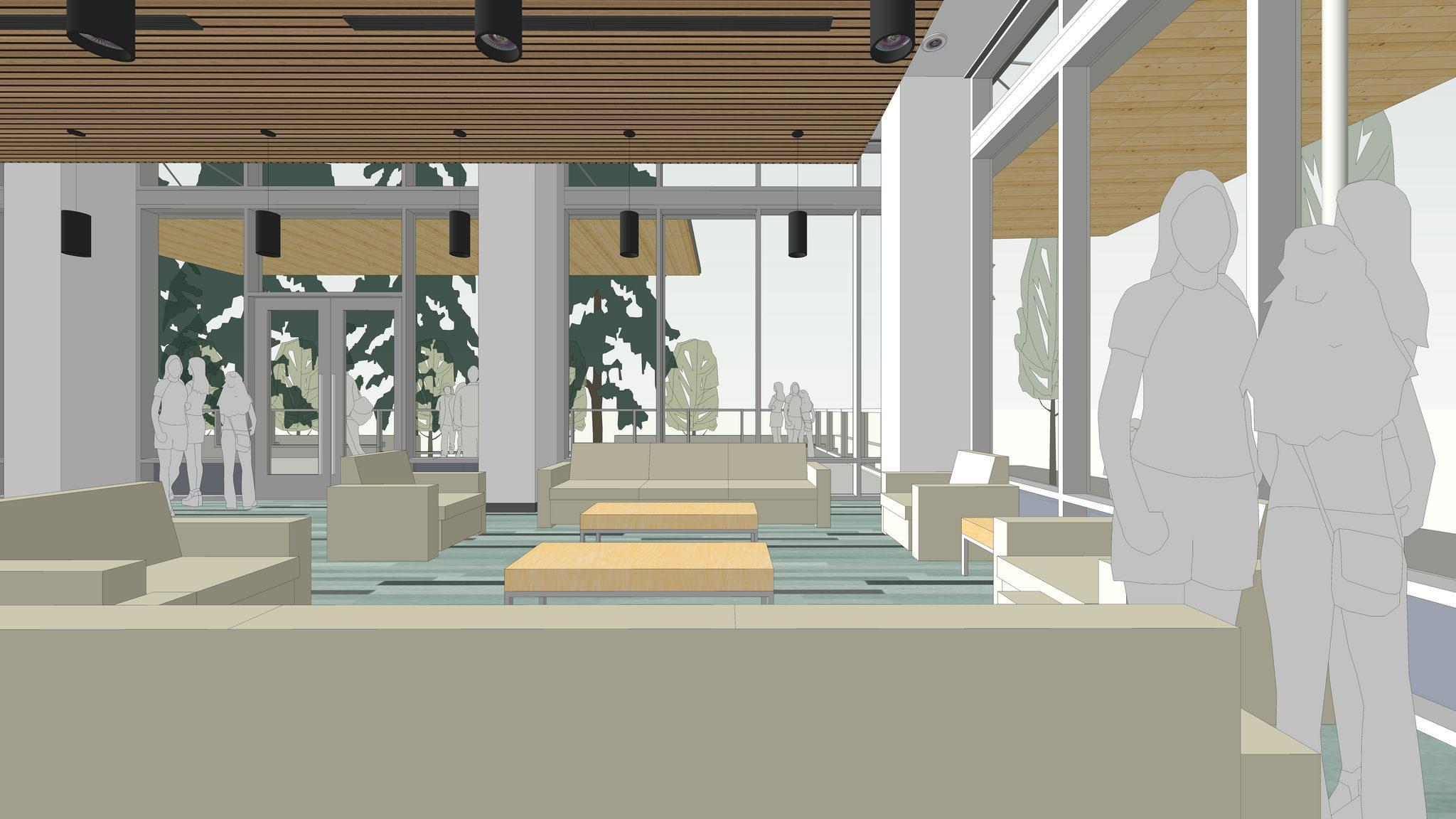 Image: Acton Ostry Architects / UBC Public Affairs