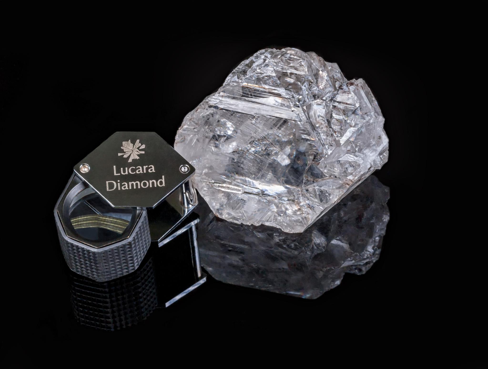Image: Lucara Diamond Corp