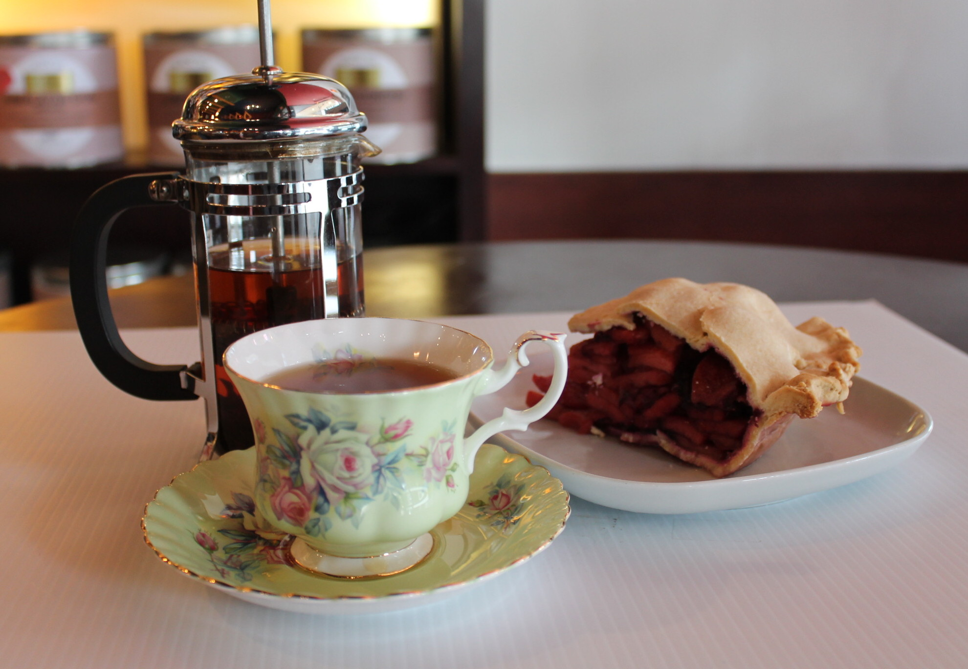 Image: Pekoe Tea Lounge / Facebook
