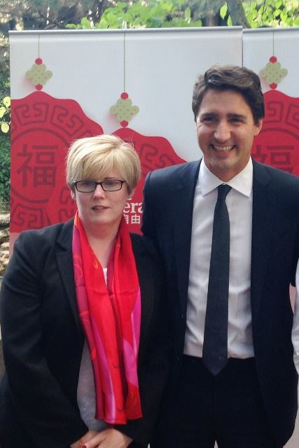 Facebook/Carla Qualtrough