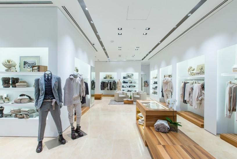 Brunello Cucinelli, Versace, Vancouver, Helen Siwak