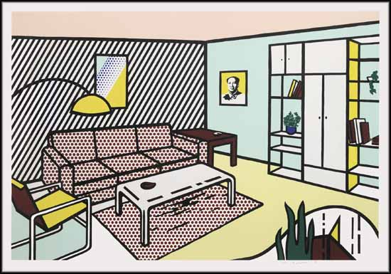 Modern Room by Image: Heffel Fine Art Auction House