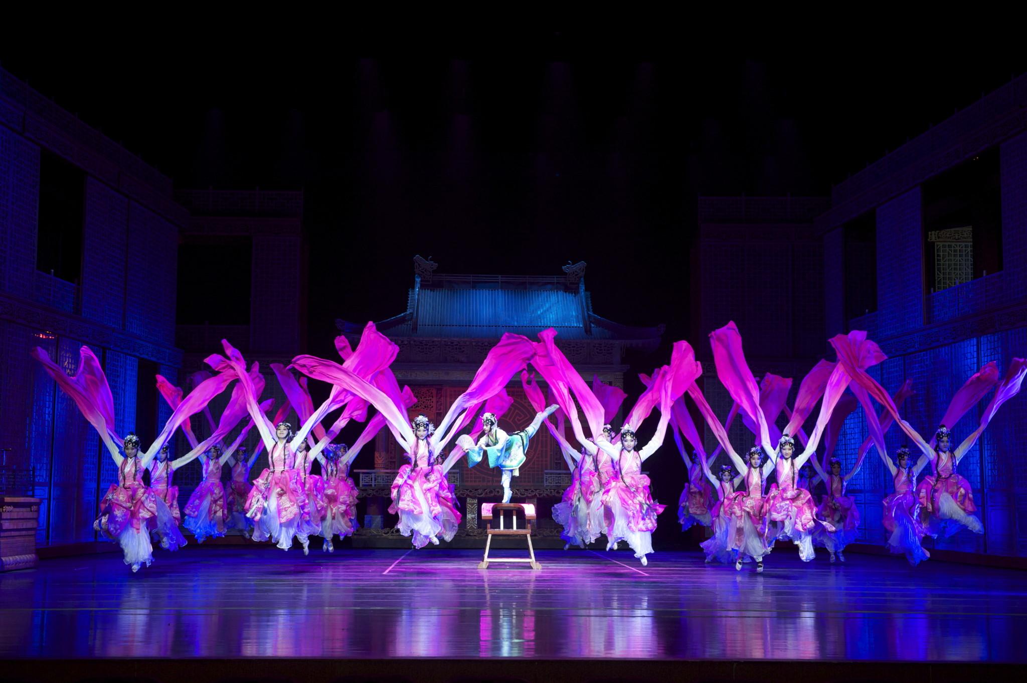 Image: Opera Warriors