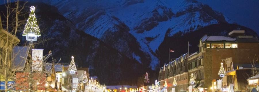 Image: Banff Lake Louise Tourism / Paul Zizka