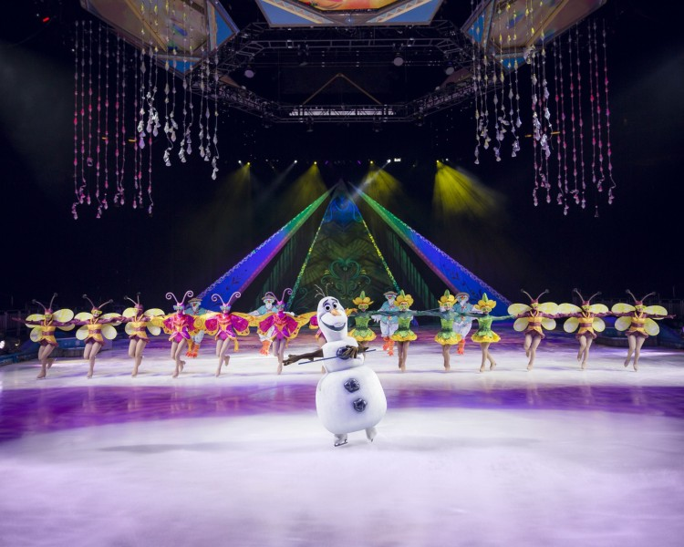 Image: Disney on Ice