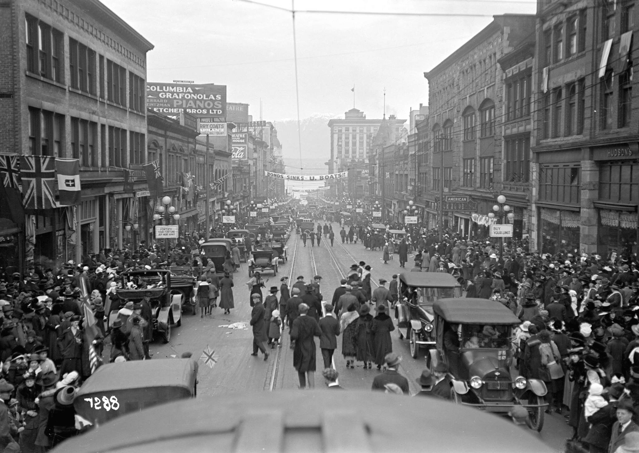 Image: Vancouver City Archives