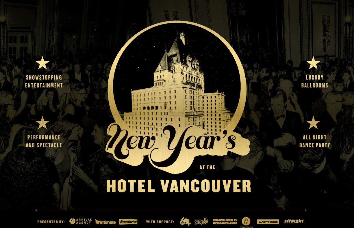 Image: Fairmont Hotel Vancouver