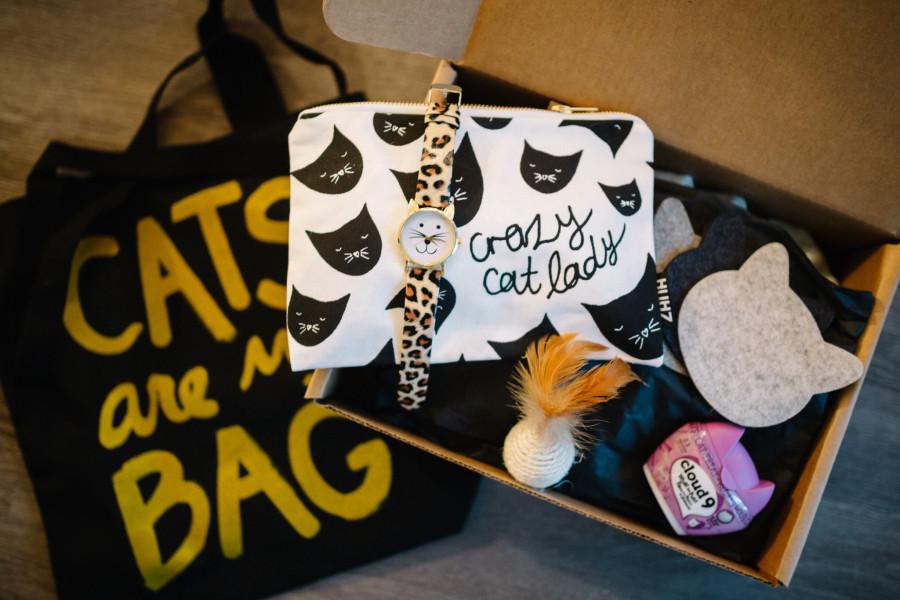 Sample CatLadyBox.