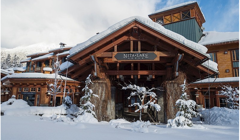 Image: Nita Lake Lodge Hotel