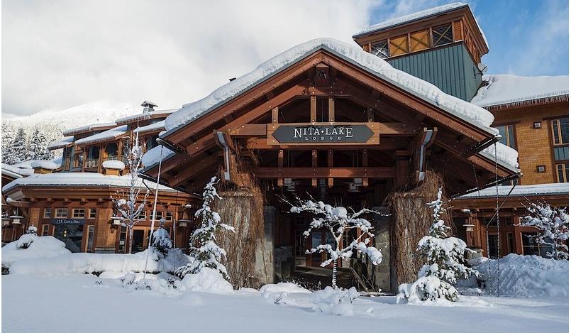 Image: Nita Lake Lodge Hotel