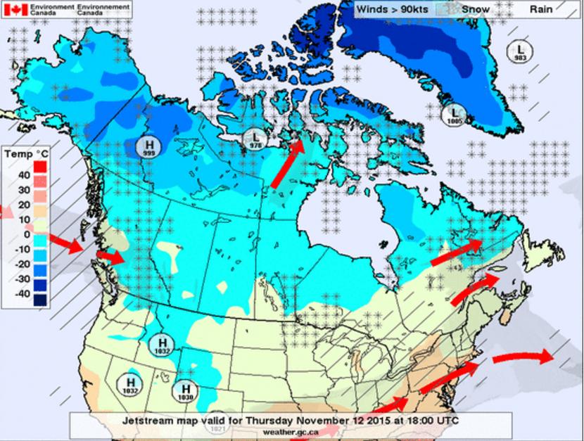 Image: Environment Canada