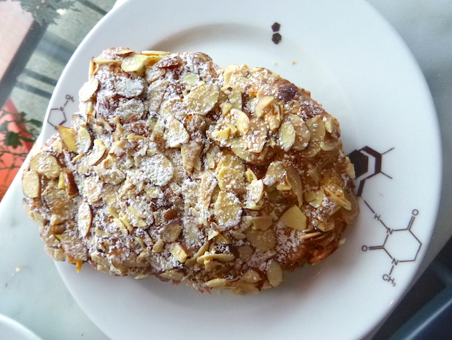 That Almond Croissant, though... (Lindsay William-Ross/Vancity Buzz)