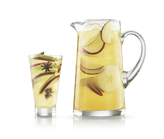 Image: Bombay Sapphire/The East Apple Cider and Tonic