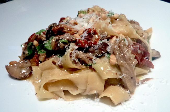 Short Rib Pappardelle (Lindsay William-Ross/Vancity Buzz)