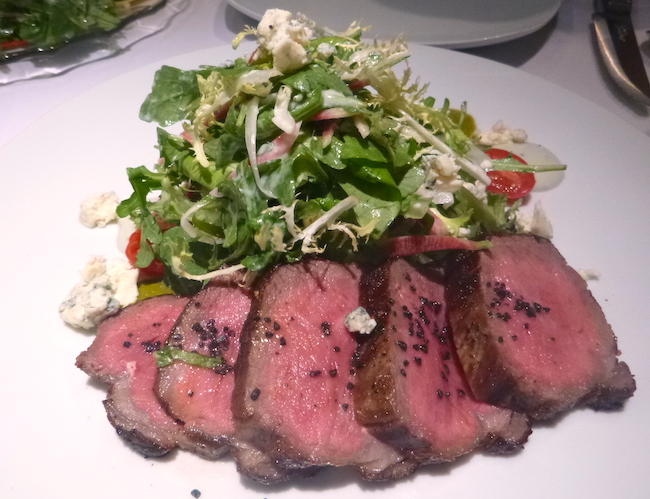 Chimichurri Steak Salad (Lindsay William-Ross/Vancity Buzz)