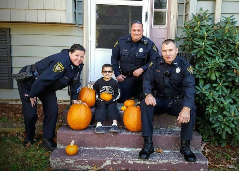 Image: Wilmington, Massachusetts Police Dept./Facebook