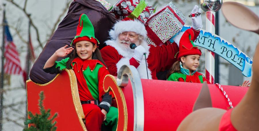 Image: Rogers Santa Claus Parade